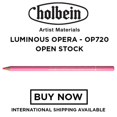 Holbein Colored Pencil OP720 - Luminous Opera