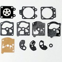 CARBURETOR KIT FOR WALBRO REPLACES OEM: D10-WAT, D10-WT, D10-WA OUR CODE: 43-10-WAT / 18-1091