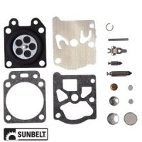 SUNBELT- Rebuild Kit, Carburetor. Part No: B1WK20WTA