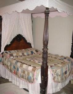 -part bed