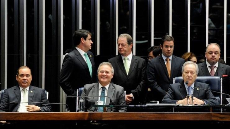 (Foto: Edilson Rodrigues/Agência Senado)