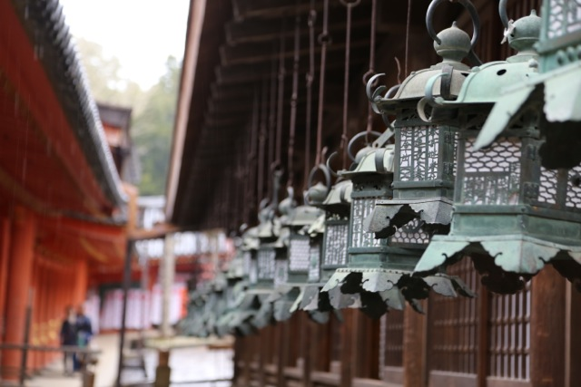 Kasuga Taisha Shrine, Nara, Japan