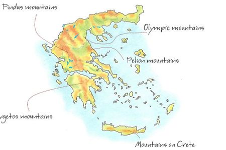 8574ddfc9260eb7781e26d1c0ab9ee47 ai003e07 greek mountain ranges map