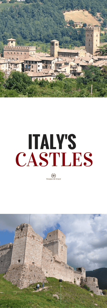 castles-italy