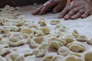 Traditional pasta of Italy's Salento peninsula