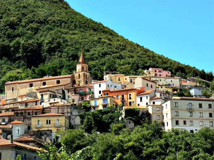 Maratea, is an off-the-beaten-path gem in the region of Basilicata