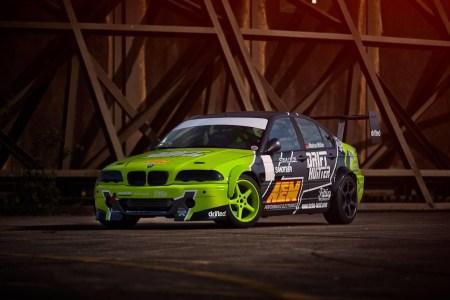 bmw e46 m3 car drift 1080p