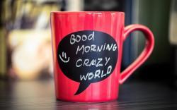 Small Of Good Morning Coffee Mug Images