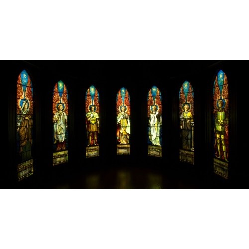 Medium Crop Of Stained Glass Wallpaper