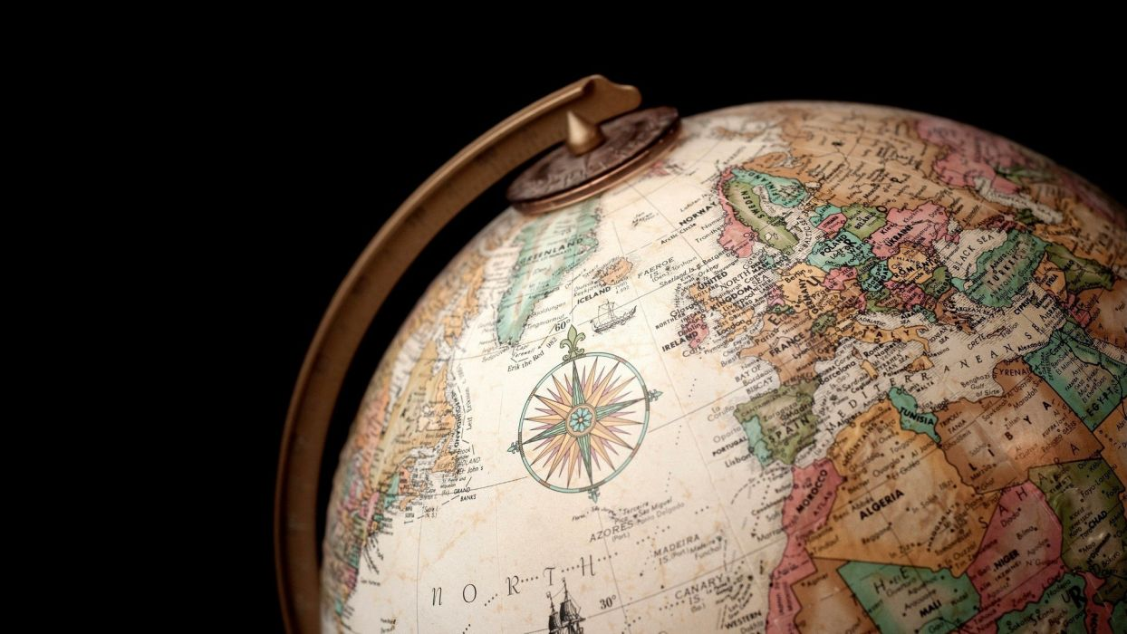 Globes maps world map old map globe wallpaper   1920x1080   283501     globes maps world map old map globe wallpaper