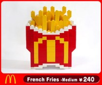 Lego version french fries
