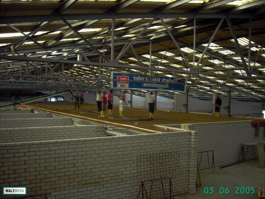 Walzwerk - Der Umbau 2005 - 09