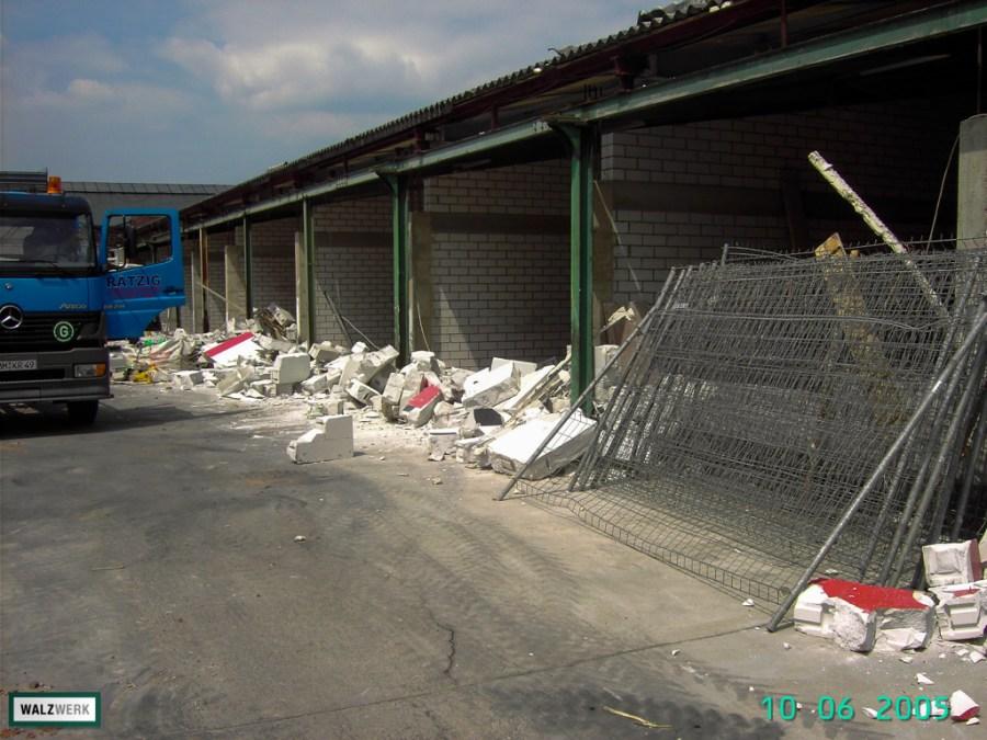 Walzwerk - Der Umbau 2005 - 14