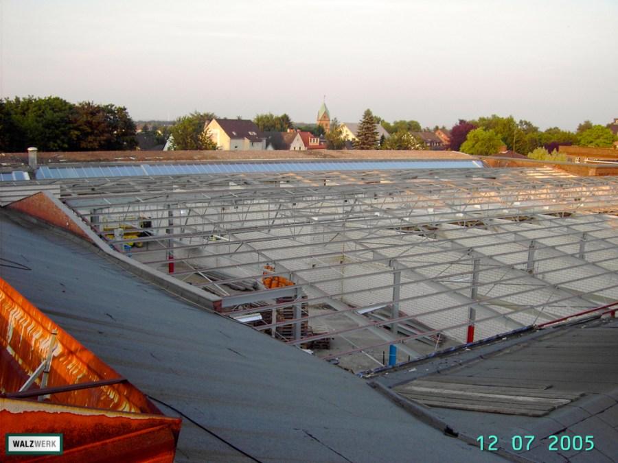 Walzwerk - Der Umbau 2005 - 38