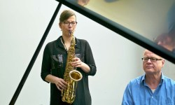 Theresia Phillipp Sax & Frank Wunsch Piano