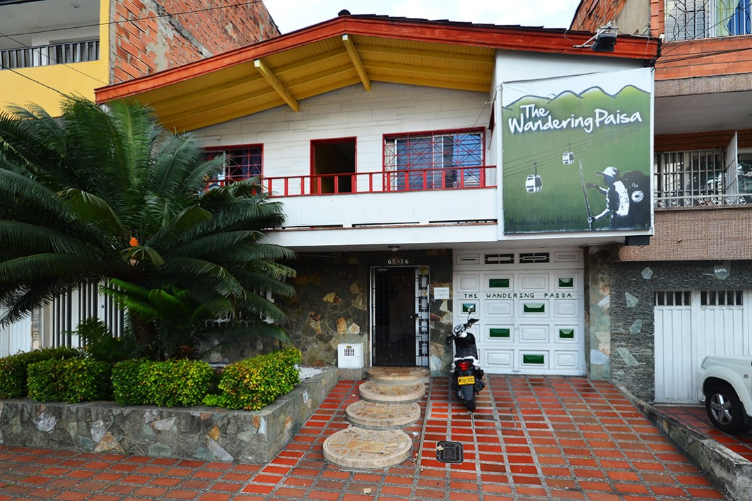 The Best Medellin Hostel - The Wandering Paisa Hostel