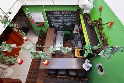 Overhead Bar