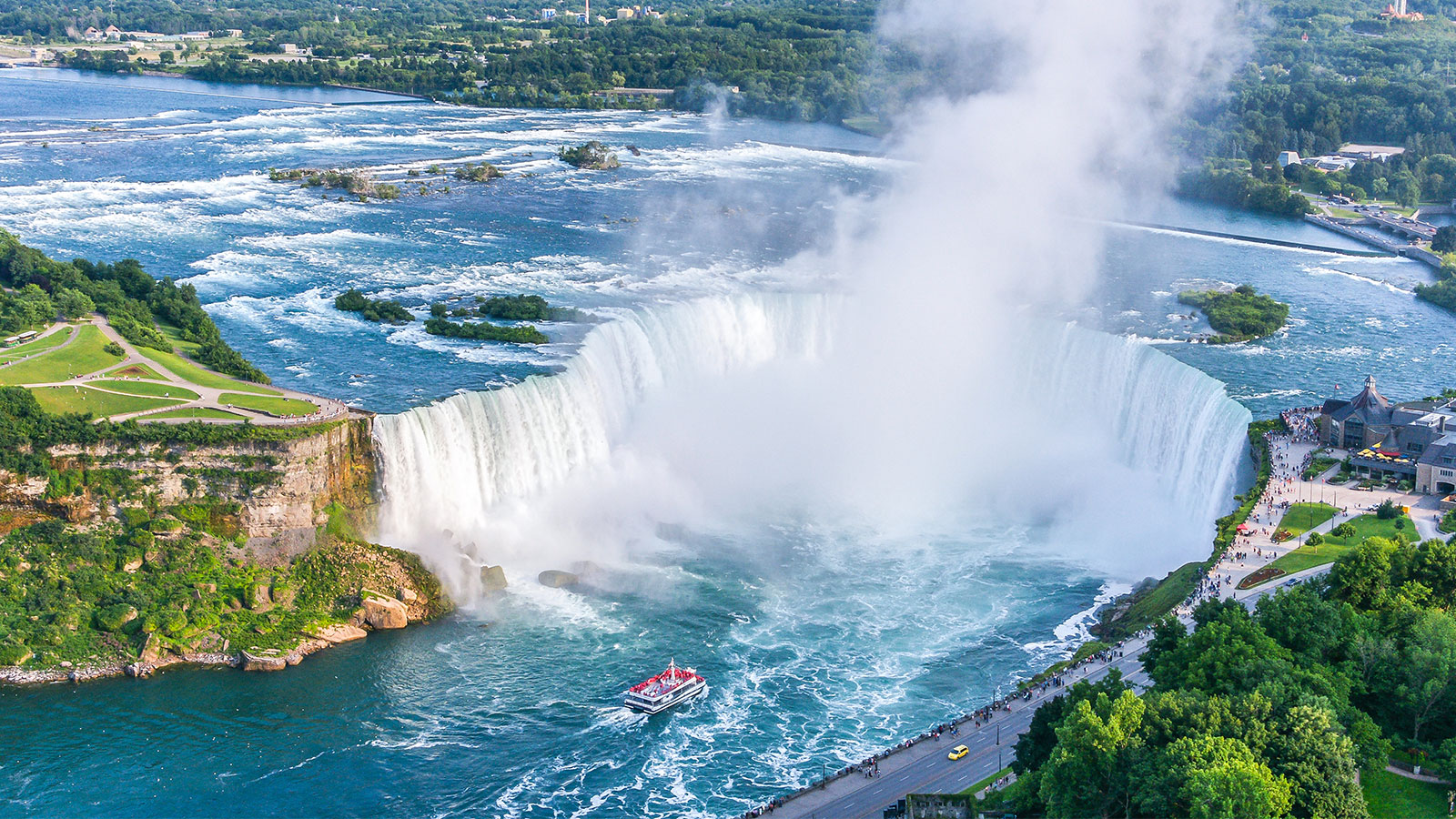 Explore Niagara Falls Which Side Is Better Wandering
