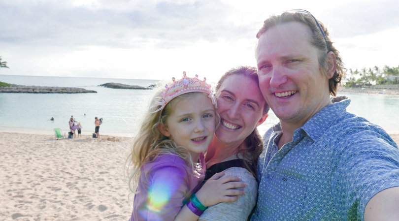 Affordable Family Travel interview with Christine from Adventure, Baby!
