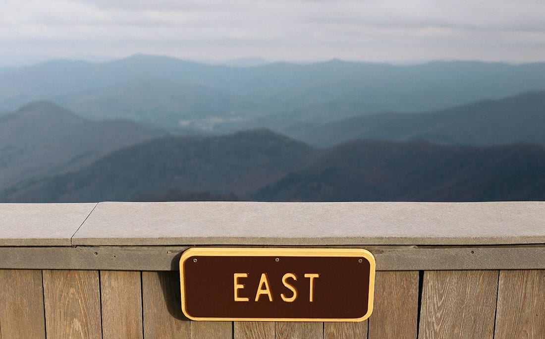 And ride a shuttle up 4 700 feet a dad s look at brasstown bald