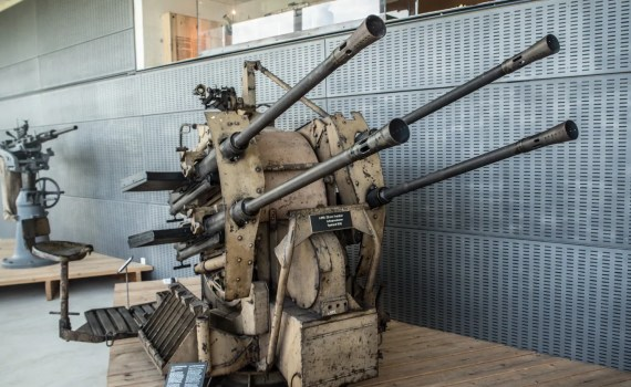 The Bunker Museum Hirtshals 10th Battery