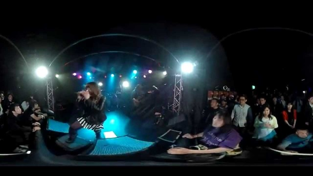 "360VR_LIVE D.R.Lilac ""REAL"""