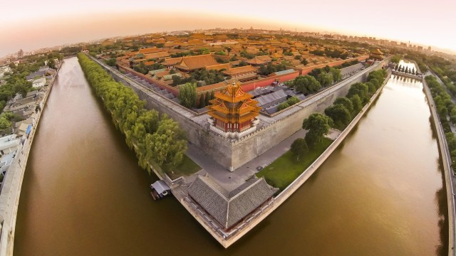 Beijing From Above, and The Story of How I Was Detained by the Police for flying my DJI Quadcopter