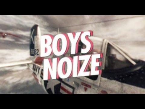 Boys Noize – Stop (Official 360° Video)