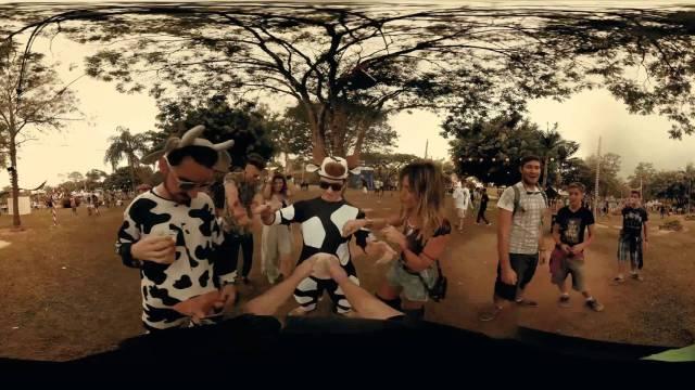 Tomorrowland Brasil: Skol Beats apresenta vídeo 360 graus #BeatsOfTomorrow