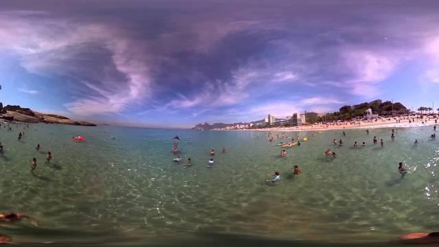 Video 360 graus ARPOADOR Verão 2015
