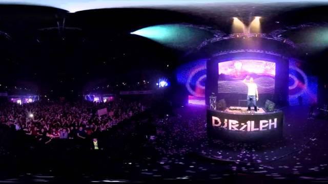 Video 360° Ralph @ Pharaonic Festival