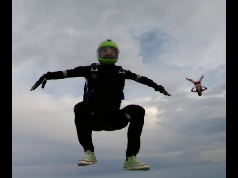 V.360º HD Camera Skydiving In Austria – YouTube 360 Degree Video