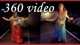 360° Video | Belly Dancing in Virtual Reality | Nikki – A Spirit in Motion