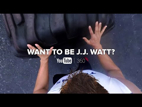 Gatorade | Behind the Sweat | J.J. Watt 360° Video