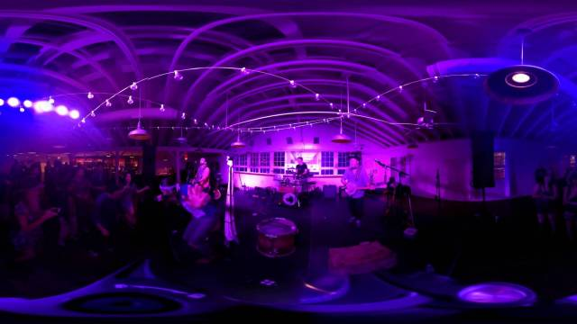 Magic Giant at SXSW (360° video)