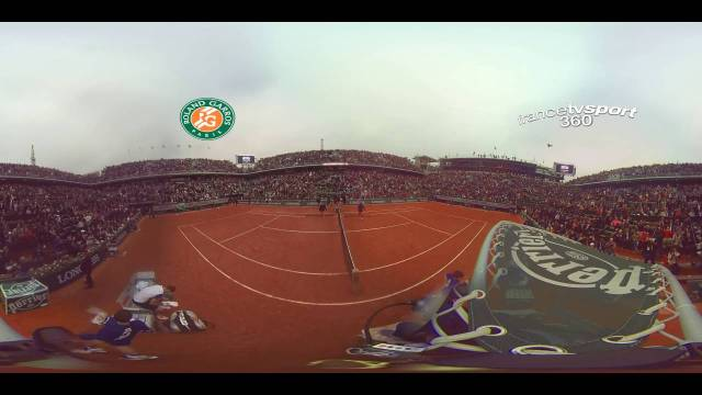 Roland-Garros 2016 à 360°, jour 10 : Richard Gasquet sans solutions face à Andy Murray.