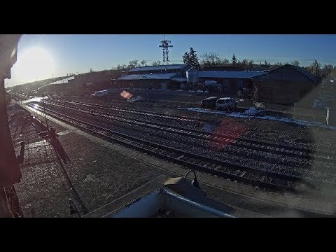Flagstaff, Arizona USA – Virtual Railfan LIVE