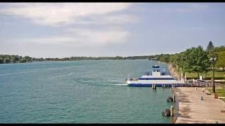 Ship Cam – Algonac, Michigan USA | StreamTime LIVE