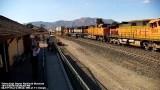 Tehachapi Depot Railroad Museum – Tehachapi Live Train Cam 2