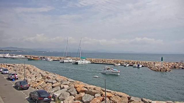 Webcam Hyères – Port-Saint-Pierre