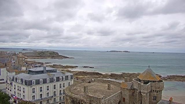 Webcam Saint-Malo