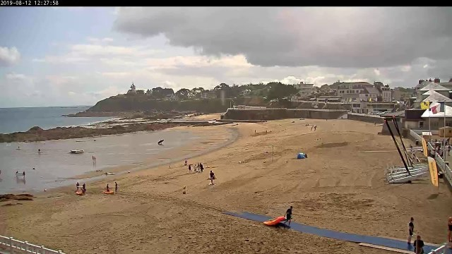 Webcam Saint-Quay-Portrieux