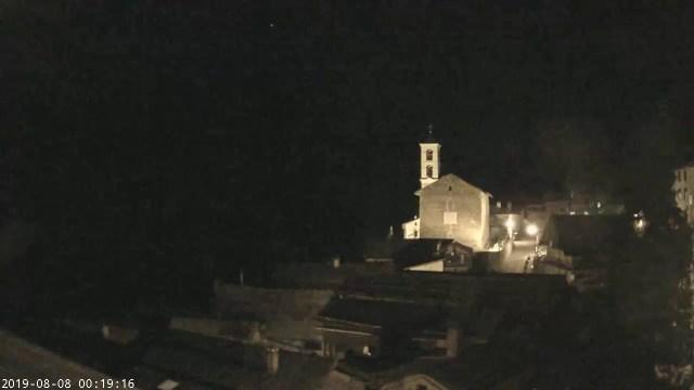 Webcam Saint-Véran – Centre Village 2000m