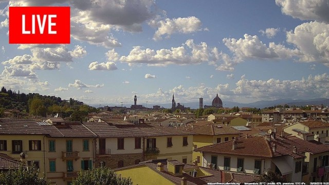 Webcam Firenze – live stream