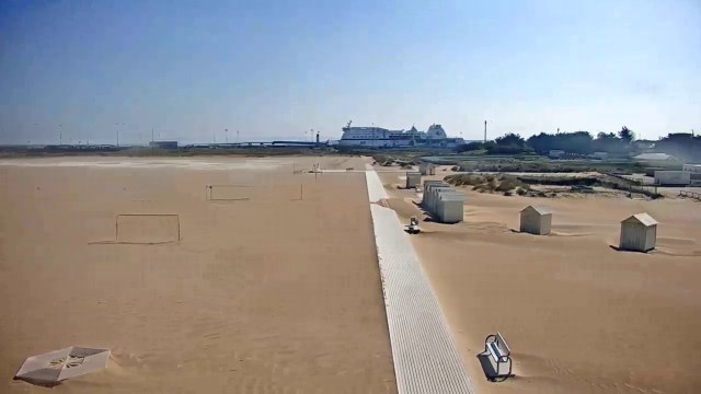 Webcam Ouistreham Riva Bella