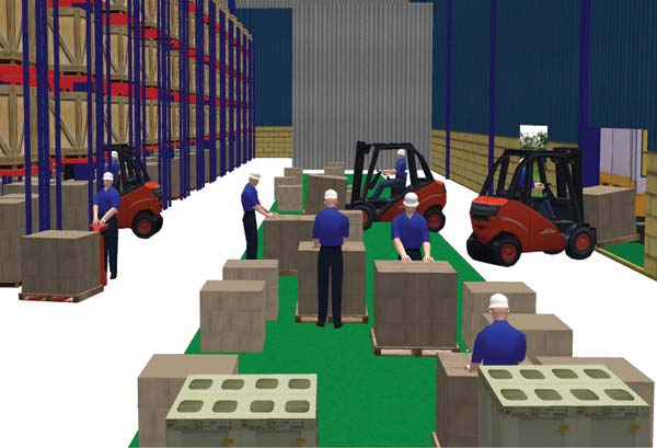 Cirrus logistics releases 11th generation of its world for Warehouse layout design software