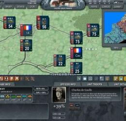 Decisive Campaigns - Général de Gaulle