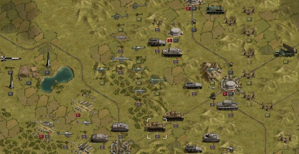 Panzer Corps - DLC Grand Campaign West 45