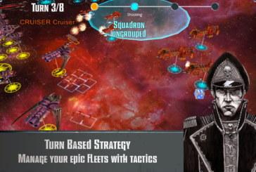 Battlefleet Gothic – Leviathan arrive sur Android