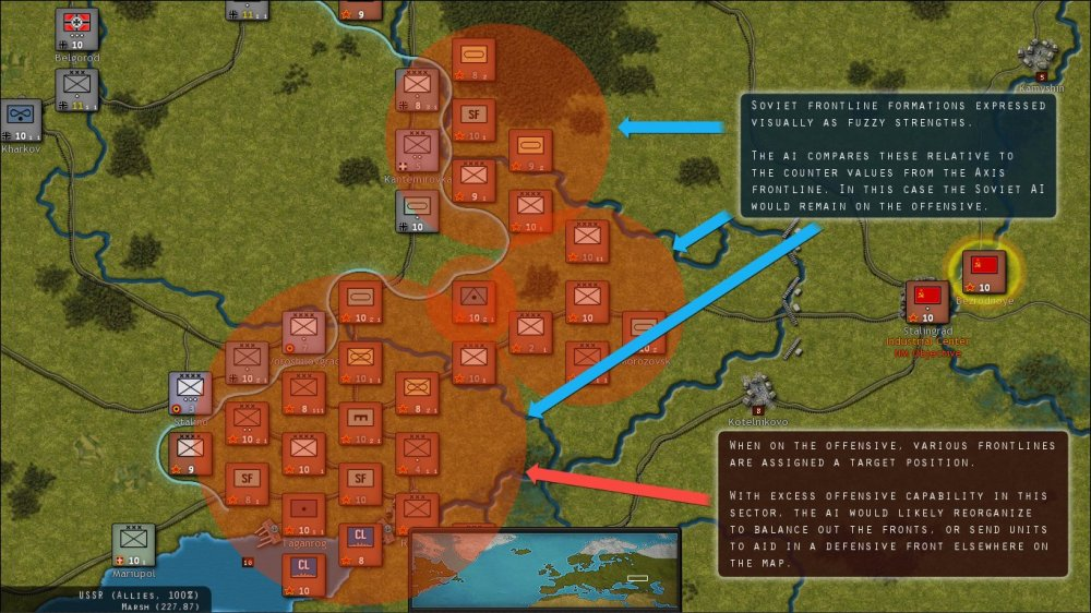 Strategic Command WW II – War in Europe : préview et IA (Wargamer.fr)